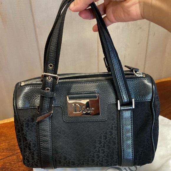 Like new vintage Dior handbag